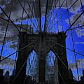 Brooklyn Bridge by Xueling Zou