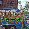 Brooklyn Mermaids by Madeline Ellis