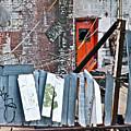 Brooklyn Scene by John Illingworth