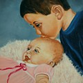 Brother And Sister by Joni McPherson
