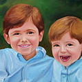 Brothers by Anne Cameron Cutri