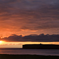 Brough Of Birsay Sunset by Fran Gallogly