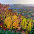 Brown County Vista by Stan Hamilton