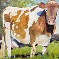 Brown Cow by Wyn Ericson