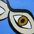 Brown Eyes by Beth Akerman