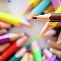 Brown Pencil by Nicola Simeoni
