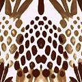 Brown Pineapple by Heather Joyce Morrill