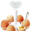 Brown Soft Boiled Eggs  by Natalia Klenova