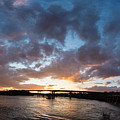 Brown's Island Pano by Chris Marcussen