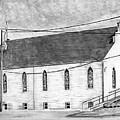 Brownsville Baptist Church by Bill Richards
