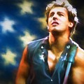 Bruce Springsteen Americana by Dan Sproul