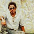 Bruce Springsteen by Elizabeth Coats