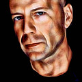 Bruce Willis Collection by Marvin Blaine