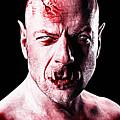 Bruce Willis by Gene Spino