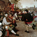 Bruegel, Peasant Dance by Granger