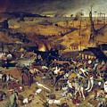 Bruegel: Triumph Of Death by Granger