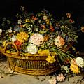 Brueghel's Basket by S Paul Sahm