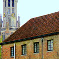 Bruges 18 by Randall Weidner