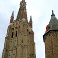 Bruges 20 by Randall Weidner