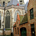 Bruges 27 by Randall Weidner