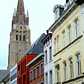 Bruges 3 by Randall Weidner