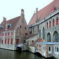 Bruges 4 by Randall Weidner