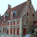 Bruges 5 by Randall Weidner