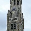 Bruges Belfry 2 by Randall Weidner