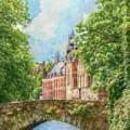 Bruges Belgium - Dwp2586887 by Dean Wittle