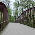 Bruges Bridge 1 by Randall Weidner