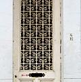 Bruges Door 1 by Randall Weidner