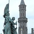 Bruges Markt 5 by Randall Weidner