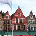 Bruges Markt 6 by Randall Weidner