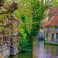 Bruges by Pat Bourque