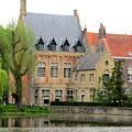 Bruges Sashuis 1 by Randall Weidner