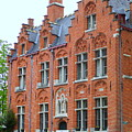 Bruges Sashuis 3 by Randall Weidner