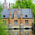Bruges Sashuis 4 by Randall Weidner
