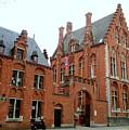Bruges Sashuis 5 by Randall Weidner