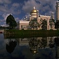 Brunei Mosque by Travel Pics