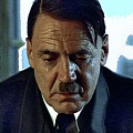 Bruno Ganz As Adolf Hitler Publicity Photo Number Two   Downfall 2004 Color Added 2016 by David Lee Guss