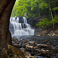 Brush Creek Falls II by Amy Jackson