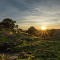 Brushy Peak Sunset by Glen Florey