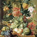 Brussel Fruits 1789 by Granger