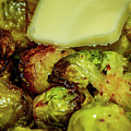 Brussel Sprouts 2 by Charles A LaMatto