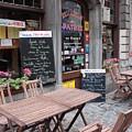 Brussels - Restaurant Chez Patrick by Carol Groenen