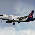 Brussels Airlines Sukhoi Superjet 100-95b by Smart Aviation
