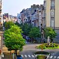 Brussels Row by Jost Houk