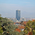 Brussels View by Jost Houk