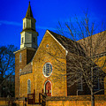 Bruton Parish Church by Harry Meares Jr