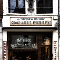 Bruxelles Chocolaterie by Georgia Fowler